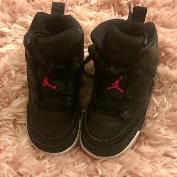 bcc994bf88abbd Jordan Other - Gently used Toddler Girls size 8 Jordan Spizike
